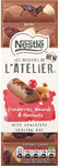 Nestle Les Recettes de l'Atelier Milk Chocolate Cranberries Almonds and Hazelnuts 100g
