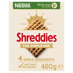 Nestle Shreddies The Simple One Cereal 460g