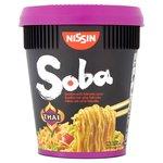 Nissin Soba Thai Instant Noodles 87G