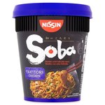 Nissin Soba Yakitori Chicken Instant Noodles 89g
