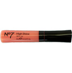 No 7 High Shine Lip Gloss Almost Pink