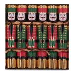 Nutcracker Christmas Crackers 6 per pack