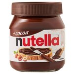 Nutella Hazelnut and Cocoa Chocolate Spread 350g