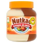 Nutkao Hazelnut Duo Spread 400g