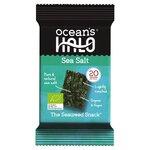 Oceans Halo Sea Salt Seaweed Snack 4g