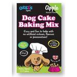 Oggis Oven Dog Cake Baking Mix Apple Dog Treat 150g