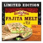 Old El Paso Fajita Melt Kit 385g