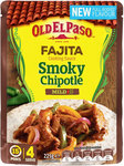 Old El Paso Intense Fajita Cooking Sauce with Smoky Chipotle 225g