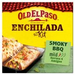 Old El Paso Smoky BBQ Enchilada Dinner Kit 470g