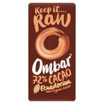 Ombar 72% Dark Vegan Chocolate 35g