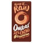Ombar 72% Dark Vegan Chocolate 35g