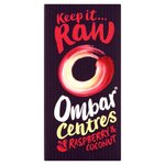 Ombar Centres Raspberry and Coconut Vegan Chocolate 35g
