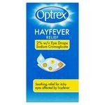 Optrex Hayfever Drops 10ml