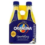 Orangina Sparkling Fruit Drink 4 x 420ml