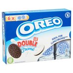 Oreo Double Stuff Snack Packs 6 x 2 Pack