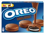 Oreo Enrobed in Milk Chocolate 6 x 2 Pack