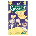 Organix Goodies Mini Space Cheese Bites 4 Pack
