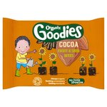 Organix Goodies Organic Cocoa Fruit and Seed Bites 20g