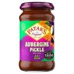 Pataks Aubergine Pickle 283g