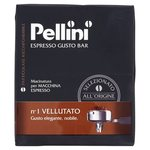 Pellini No.1 Vellutato Ground Coffee 500g