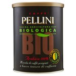 Pellini Top Arabica 100% Organic Ground Coffee 250g