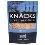 Peters Yard Knacks Sea Salt 105g