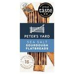 Peters Yard Sea Salt Sourdough Flatbreads 115g