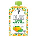 Piccolo Organic Mango Pear and Kale with a dash of Yoghurt 100g