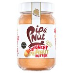 Pip and Nut Crunchy Peanut Butter 300g