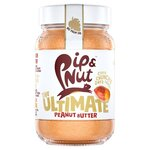 Pip and Nut Ultimate Crunchy Peanut Butter 300g