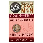 Planet Organic Paleo Granola Super Berry 350g
