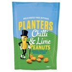 Planters Chili and Lime Peanuts 180g