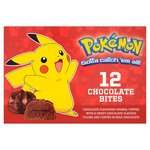 Pokemon Chocolate Bites 12 Pack