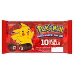 Pokemon Mini Rolls 10 Pack
