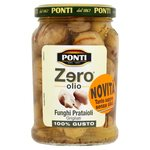 Ponti Zero Olio Grilled Champignon Mushrooms 314ml