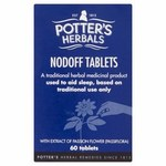 Potters Nodoff Tablets 60 per pack