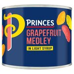 Princes Grapefruit Medley in Light Syrup 210g