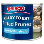 Princes Ready to Eat Pitted Prunes In Apple Juice 210g