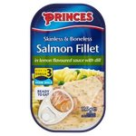Princes Salmon Fillet Lemon Sauce With Dill 125g
