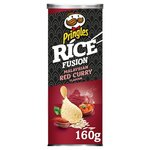 Pringles Rice Fusion Malaysian Red Curry 160G