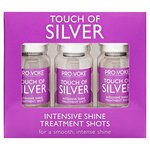 Pro-Voke Touch Of Silver Intensive Shine Treatment Shots 3 x 12ml