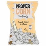 Propercorn Smooth Peanut and Almond 90g