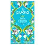 PUKKA Joy Organic Herbal Tea 20 per pack