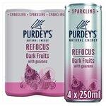 Purdeys Refocus 4 x 250ml