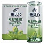 Purdeys Rejuvenate 4 x 250ml