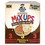 Quaker Kids Porridge Mix-Ups Chocolate 270g