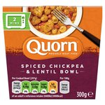Quorn Spiced Chickpea and Lentil Bowl 300G
