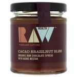 Raw Health Organic Cacao Brazilnut Bliss 170g