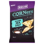 Rebellion Corners Sea Salt 85g