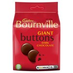 Retail Pack Cadbury Bournville Buttons Giant 10 x 95g